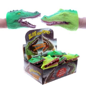 Crocodile Head Hand Puppet